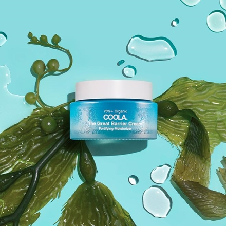 Coola the great barrier cream