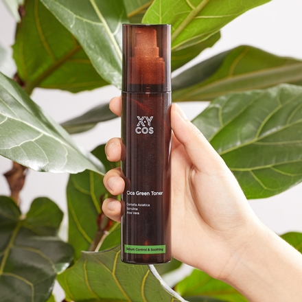 the SKIN HOUSE - XYCOS Cica Green Toner